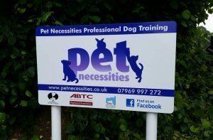 Pet Necessities Dog Training and Behaviour at Egham Cricket Club