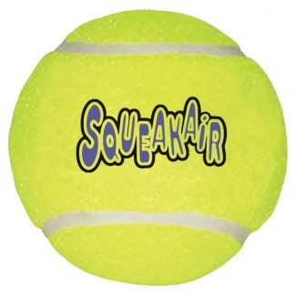 Air Kong Squeaker Tennis Ball Large