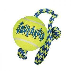Kong Air Dog Ball on a Rope