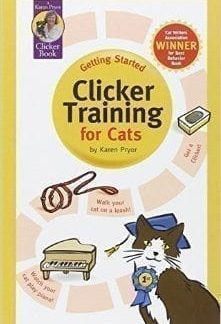 Clicker Training for Cats by Karen Pryor