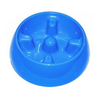 Dogit Go-Slow Anti-Gulping Bowl