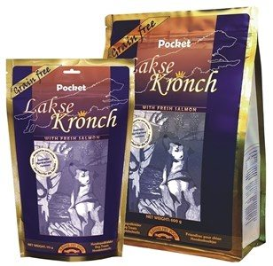 Kronch Salmon Dog Treats