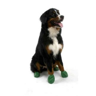 Protex Pawz Natural Rubber Waterproof Dog Boots