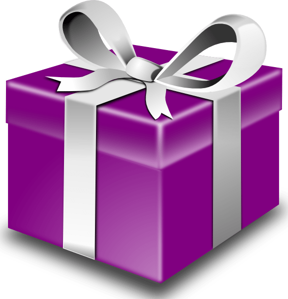 Free gift when you spend over £100