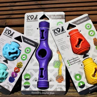 K9 Connectables Interactive Dog Toys Pack of 3