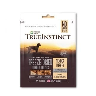 Nature's Menu True Instinct Turkey Dog Treats