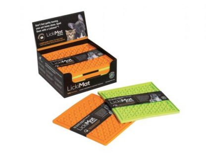 LickiMat Buddy Treat Mat for dogs and cats